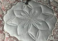 kelly cline quilting Interesting Vintage Doily Quilt Gallery