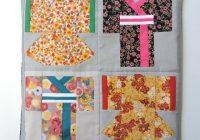 kimono quilt block paper pieced pdf products quilt Elegant Kimono Quilt Block Pattern Inspirations