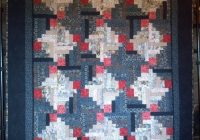 large twin half log cabin quilt log cabin quilt full size topper 70 x 88 inches black red gray taupe elegant old fashioned look Half Log Cabin Quilt Pattern