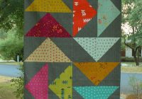 lazy goose flying geese quilts flying geese quilt big Cozy Easy Flying Geese Quilt Pattern