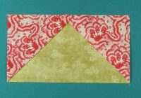 learn to make no waste flying geese quilt blocks quick Flying Geese Quilt Pattern