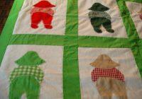 lil farmer boy quilt quilts boys quilt patterns girls Modern Dutch Boy And Girl Quilt Pattern