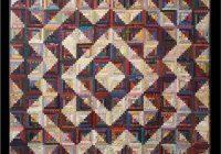 logcabinlayouts log cabin quilt pattern variations Modern Log Cabin Quilt Patterns Quilt Layouts