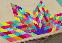 lone star pattern quilt pattern uses only one jelly roll Modern Lone Star Quilt Pattern Free Inspirations