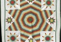 lone star quilt pattern history a star of many names Stylish QuiltThrough Design Gallery