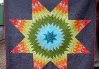 lone star quilts Unique Lone Star Quilt Pattern Free Inspirations
