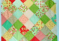 loose threads on point quilt from charm squares Cozy 5 Inch Square Quilt Patterns Gallery