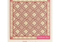 lorangerie quilt pattern french general patterns fg jv004 Modern French General Quilt Pattern Gallery