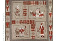 lynette anderson scandinavian christmas block of the month set Stylish Lynette Anderson Quilt Patterns Inspirations