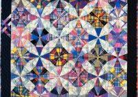 madras kaleidoscope homespun vintage quilt pattern scrappy 4 Cozy Kaleidoscope Patchwork Quilt Pattern