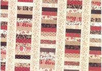 maison de garance quilt pattern french general for moda Modern French General Fabric Quilt Patterns Inspirations