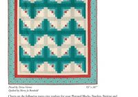 make a quilt in a day log cabin pattern 6th edition pattern book eleanor burns Make A Quilt In A Day Log Cabin Pattern Inspirations