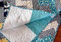 make this zig zag chevron quilt quilting quilts Unique Zig Zag Quilt Pattern No Triangles