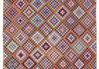 many trips around the world Cozy Trip Around The World Quilt Pattern
