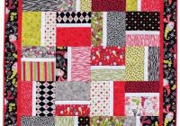 martingale simple quilts from me and my sister designs 11 Beautiful Me And My Sister Quilt Patterns Inspirations