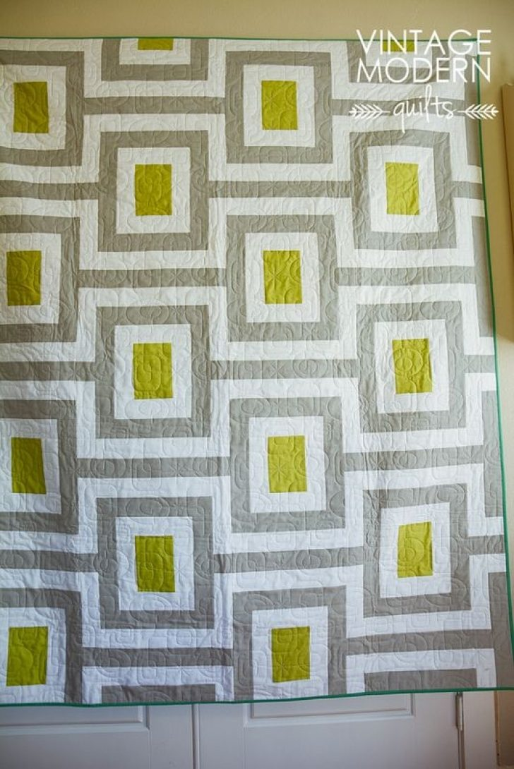 Permalink to Stylish Vintage Modern Quilt Patterns Inspirations