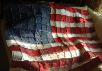 military quilt patterns american flag rag quilt pattern i Cool American Flag Rag Quilt Pattern Gallery