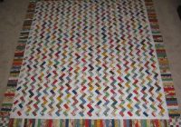 Modern 2010 finishes short line honey bun 9 Elegant Honey Bun Quilt Patterns Inspirations