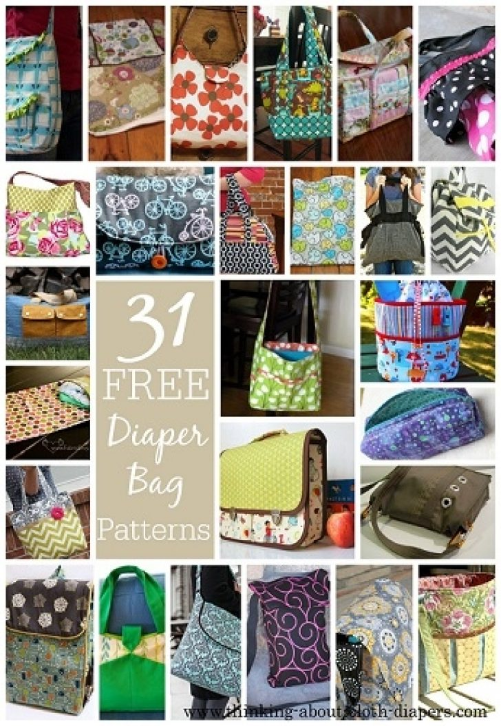 Permalink to 9 Cozy Quilted Diaper Bag Pattern Gallery