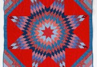Modern a spectacular collection of native american quilts arts Elegant Indian War Bonnet Quilt Pattern Inspirations