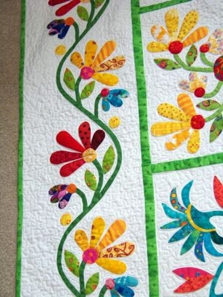 Permalink to Stylish Hand Applique Quilt Patterns