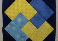 Modern card trick block alternate construction quilts jen 10 Elegant Card Trick Quilt Block Pattern Gallery