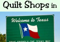 Modern complete list of quilt shops in texas rona the ribbiter 9 Interesting Sew & Quilt Stores Killeen Tx