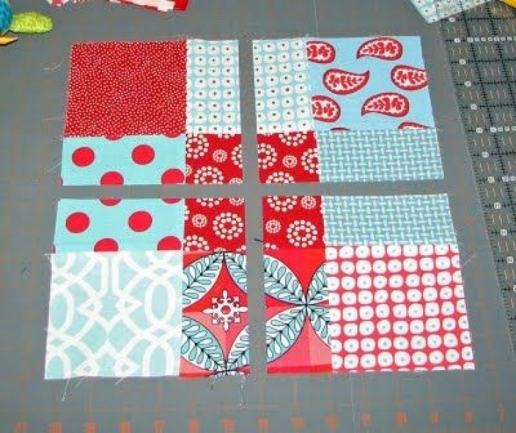 Permalink to New Disappearing 9 Patch Quilt Pattern Inspirations