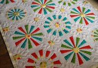 modern dresden plate quilt quilting land accuquilt ideas Unique Dresden Plate Quilt Patterns Inspirations