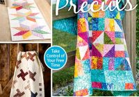 Modern favorite quilts from precuts Unique Precut Quilt Pattern Gallery