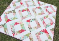 Modern free charm pack quilt patterns u create 9 Beautiful Quilt Patterns Using Charm Squares Inspirations