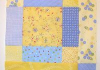Modern free tutorial sunshine and shadow quilt occasional piece 10 Cozy Quilt Sunshine Shadow