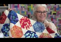Modern free unique hexagon star quilt pattern Cool Hexagon Quilt Patterns Designs