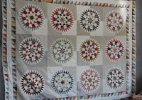 Modern georgetown circle quilt with images circle quilts Cozy Georgetown Circle Quilt Block Designer Inspirations