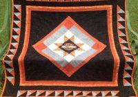 Modern harley davidson quilt patterns motorcycle quilt homemade 10 Elegant Harley Davidson Quilt Patterns Inspirations