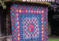 Modern home kaffe fassett studio 10 Unique Beautiful Quilt Patterns Using Kaffe Fassett Fabric Inspirations