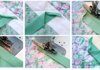 Modern how to bind a quilt machine quilt binding tutorial 9 Elegant Sewing Edging On Quilt Inspirations