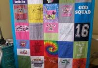 Modern how to make a memory t shirt quilt jmb handmade 9 Modern T Shirt Quilt Pattern Easy Gallery