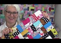 Modern how to make a true scrappy quilt 11 Cool Scrap Quilt Patterns For Beginners