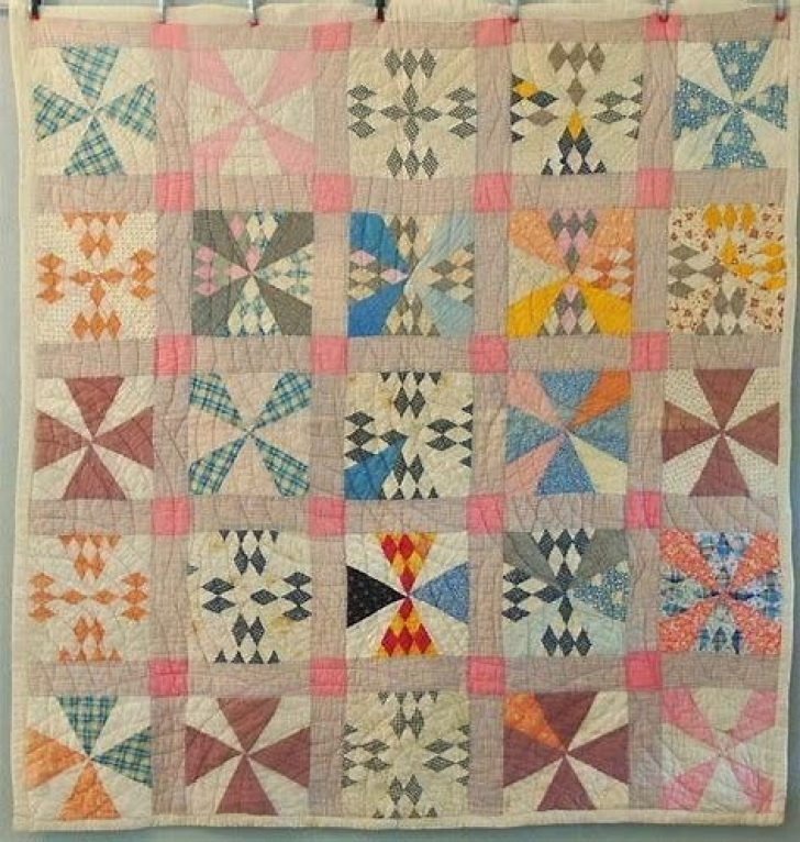 Permalink to 1920 Quilt Pattern