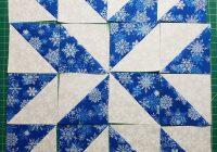 Modern january snowflake bom snowflake quilt quilts crazy 11 Cozy Snowflake Quilting Pattern Gallery