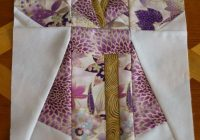 Modern kimono quilt block one with images japanese quilt 10 Cool Kimono Quilt Paper Piecing