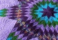 Modern lone star quilt dazzling in so many ways quilting cub 10 Stylish Lone Star Patchwork Quilt Patterns