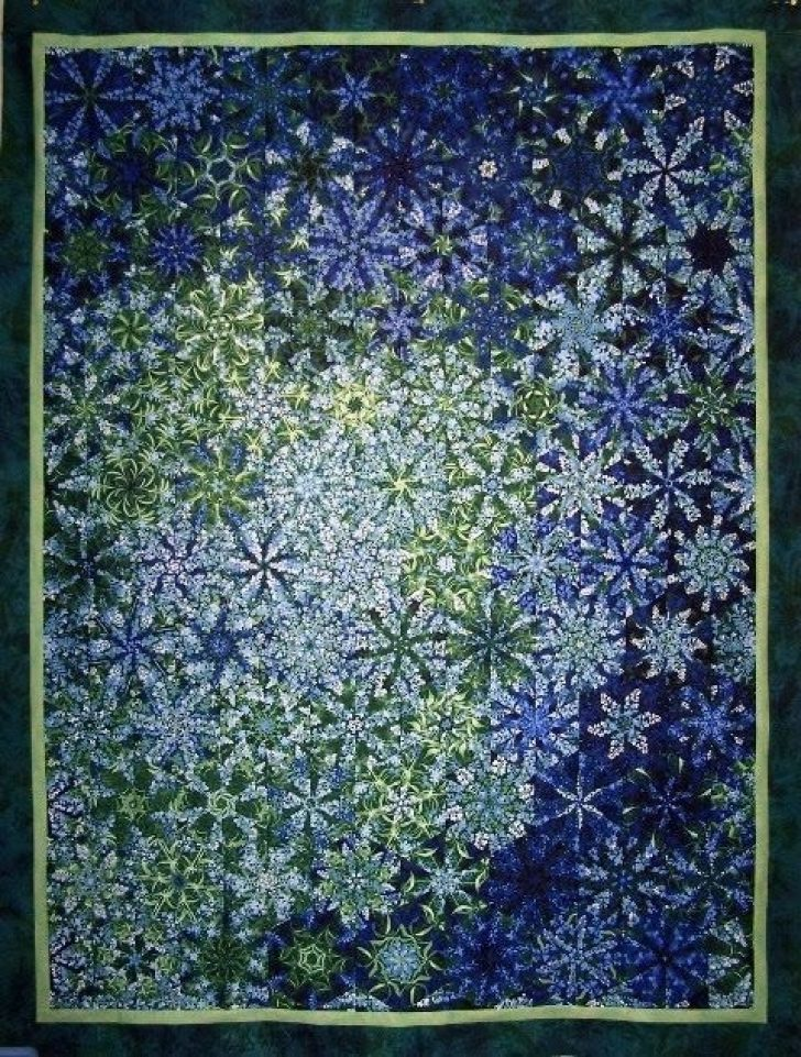 Permalink to Interesting One Block Wonder Quilt Pattern