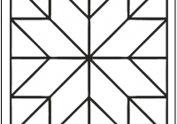 Modern pattern coloring pages customize pdf printables 11 New Quilt Patterns Coloring Pages Inspirations