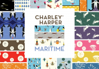 Modern pin on charley harper 11 Beautiful Stylish Charley Harper Quilt Fabric Ideas Gallery