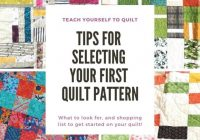 Modern pin on easy quilts and quilt patterns for beginners 9 Unique Easy First Quilt Pattern Inspirations