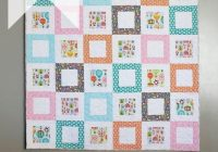 Modern pin on modern quilt patterns 10 Modern Patchwork Square Quilt Patterns Inspirations