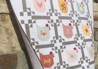 Modern pin on quilts 11 Stylish Chicken Scratch Quilt Pattern Inspirations