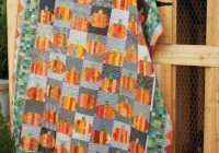 Modern punkin patch quilt pattern download quilting daily 9 New Bonnie Hunter Quilt Patterns